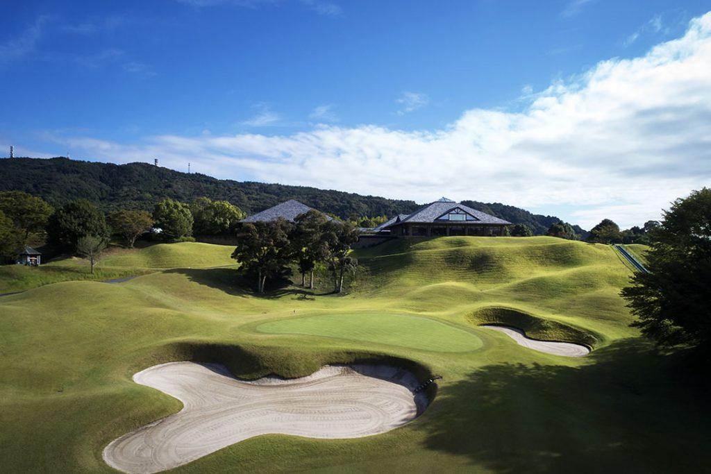 Tsu (pronounced Sue) Golf Club